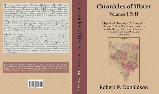 Chronicles of Ulster: Volumes I & II
