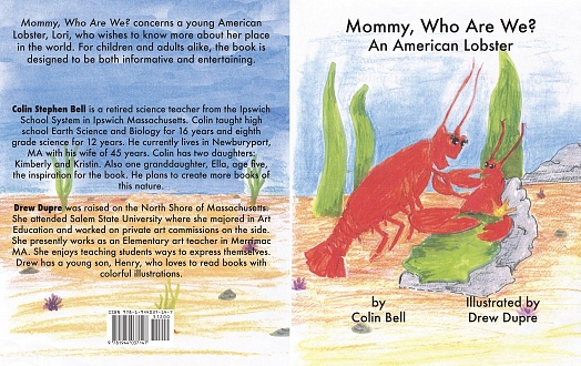 Mommy Who Are We?: An American Lobster