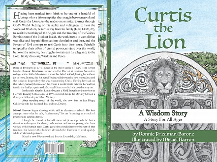 Curtis the Lion