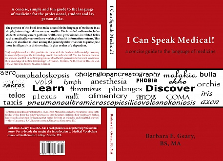 I Can Speak Medical!: A Concise Guide to the Language of Medicine