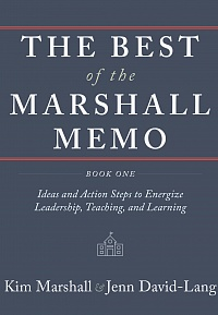 The Best of the Marshall Memo: Book One