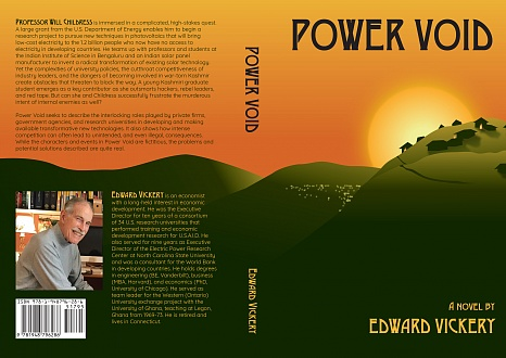 Power Void: A Novel