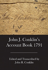 John J. Conklin's Account Book 1791