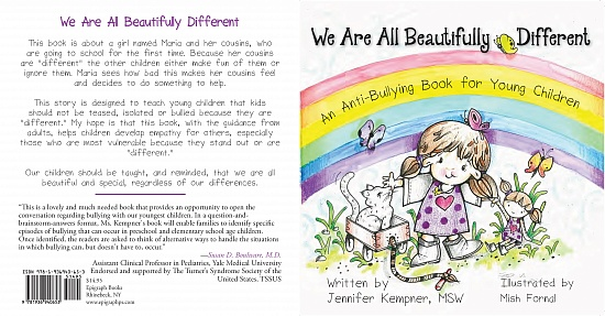 We Are All Beautifully Different: An Anti-Bully Book for Young Children